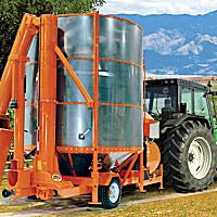 AGREX安格力斯PRT200移動式谷物干燥機