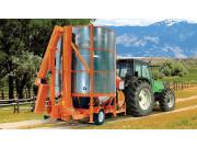 PRT200移動式谷物干燥機