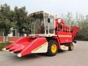 4YZ-3B自走式玉米收获机