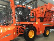 4QZ-2200型青貯飼料收獲機