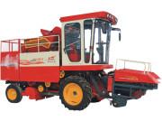 4YZ-2A自走式玉米收获机