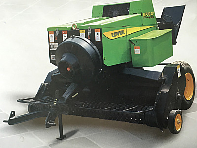雷沃MF3045方捆壓捆機