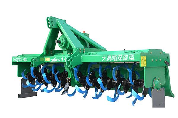 大華寶來大高箱系列旋耕機