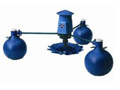 喃嵘NR-ZYL-1.5叶轮式增氧机