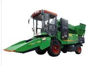 4YZ-6F自走式玉米收获机