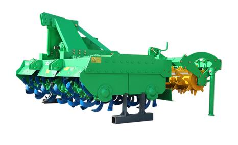 大華寶來雙軸系列旋耕機
