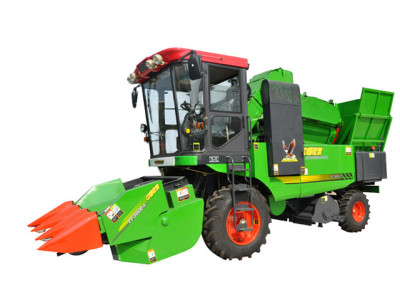 中收4YZ-3F玉米收割机