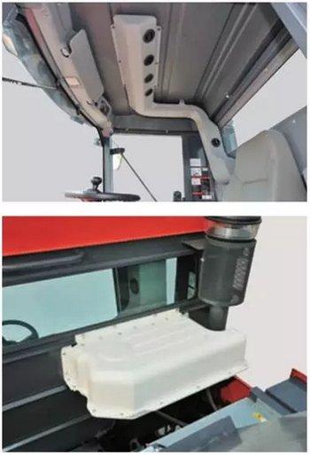 久保田4YZB-3(PR01408Y)玉米收获机单冷空调
