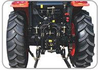 芬美得1404轮式拖拉机适合各种作业环境