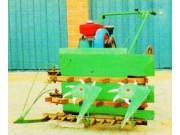 紅友HY-800稻麥割曬機