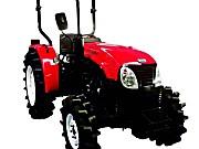 东方红504轮式拖拉机