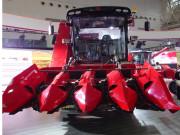 4YZP-4D自走式玉米收获机