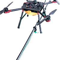 空行飞行器3W-KX-D4-5L植保无人机