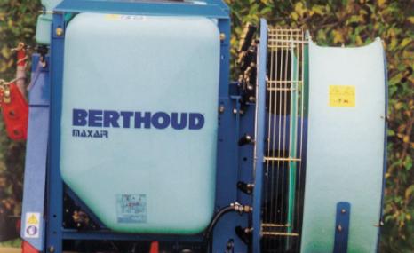 波尔图(Berthoud)MAXAIR背负式喷药机