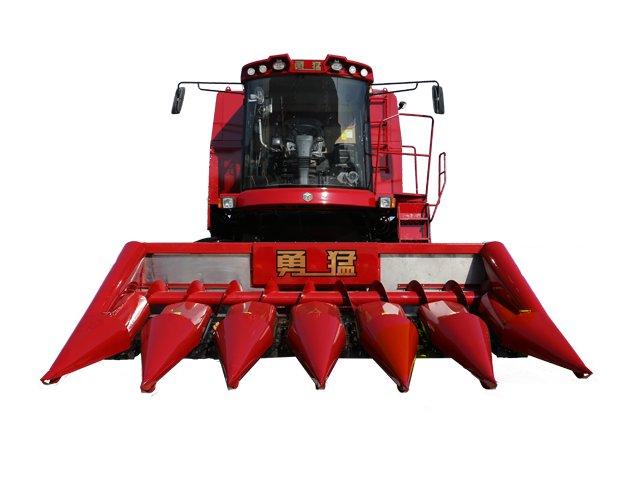 勇猛4YL-6(ZL2150)自走式玉米联合收割机