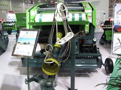 上海世達爾9YGQ-1.2型圓捆打捆機