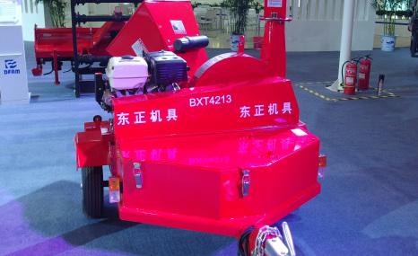 东风东正BXT4213碎木机