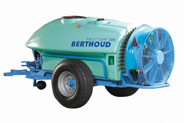 波尔图(Berthoud)FRUITAIR鼓风式喷药机