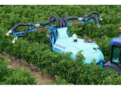 波尔图(Berthoud)WINAIR葡萄园喷药机