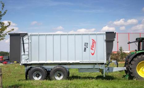 福林格公牛(Bull)自卸拖车