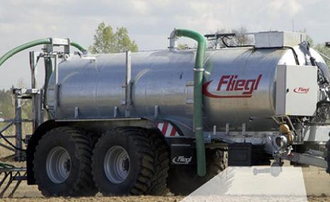 福林格泵罐车