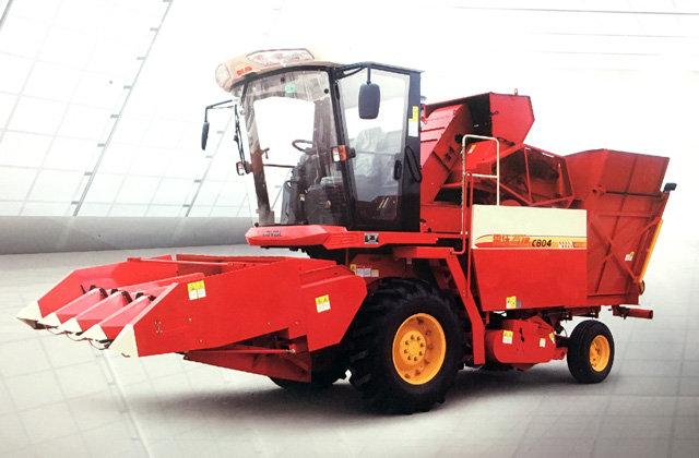 雷沃CB04(4YZ-4D)玉米收割机