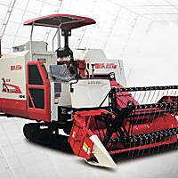 雷沃谷神RC40(4LZ-4C)水稻收割機