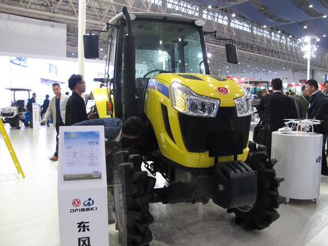 东风井关翼农ENT604拖拉机