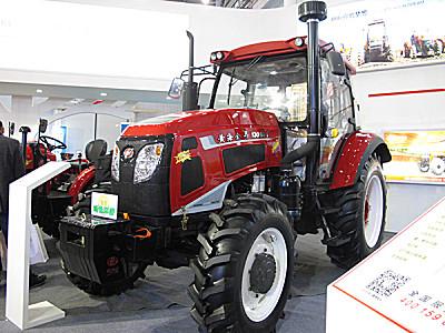 黄海金马1304A-1轮式拖拉机