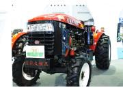 604D轮式拖拉机