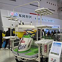 羿農ENEPZ60電動高速乘坐式插秧機