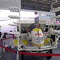 羿农ENZ60-D高速乘坐式水稻插秧机