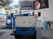 柳林1GZ65A履带自走式旋耕机