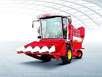 雷沃谷神CC04(4YZ-4B)玉米收割机