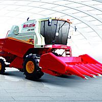雷沃谷神GK100(4YL-6K)轮式谷物联合收割机