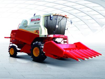 雷沃GK100(4LZ-10)型小麥收割機