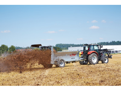 福林格ADS60推送式肥料撒播器