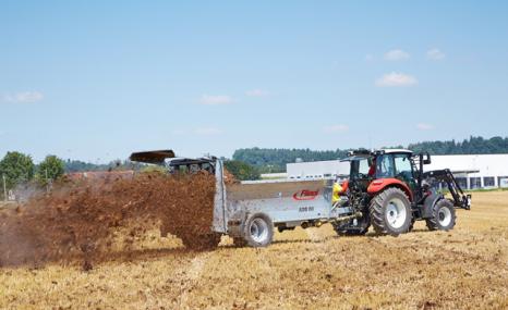 福林格ADS60固态有机肥撒肥机