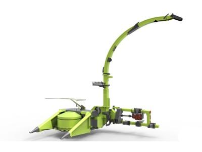 科脉机械4QG-30悬挂式青饲料收获机
