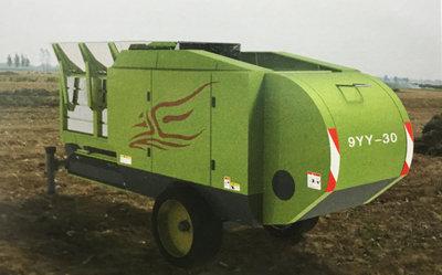 科脉机械9YY-30青贮饲料圆草捆打捆机