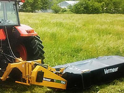 美国威猛M8040旋转式割草机