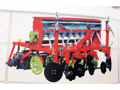 河北雙印2BX-9型圓盤式小麥施肥播種機