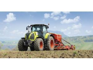 克拉斯AXION800系列拖拉机