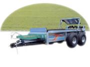 高北PD10500/PD10500W牵引式堆肥抛撒机