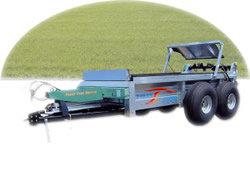 高北PD16000堆肥拋撒機
