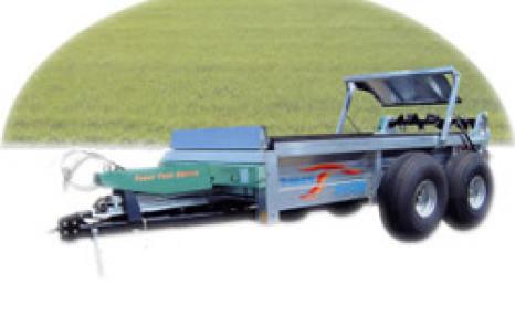 高北(TAKAKITA)PD12500系列牵引式堆肥抛撒机