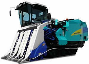 高北WB1030DX自走式青贮饲料水稻收割打捆机