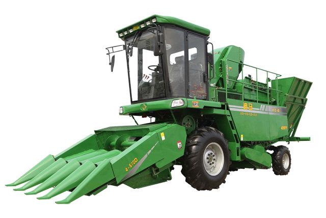 迪馬4268Y玉米收割機