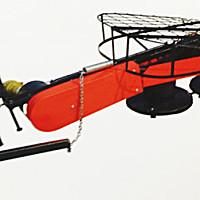 金秆RDS100双盘轻型割草机