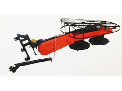 金稈RDS100雙盤輕型割草機